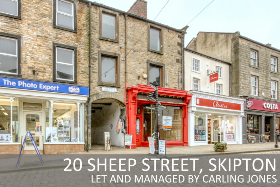 Skipton Commercial Property Rent