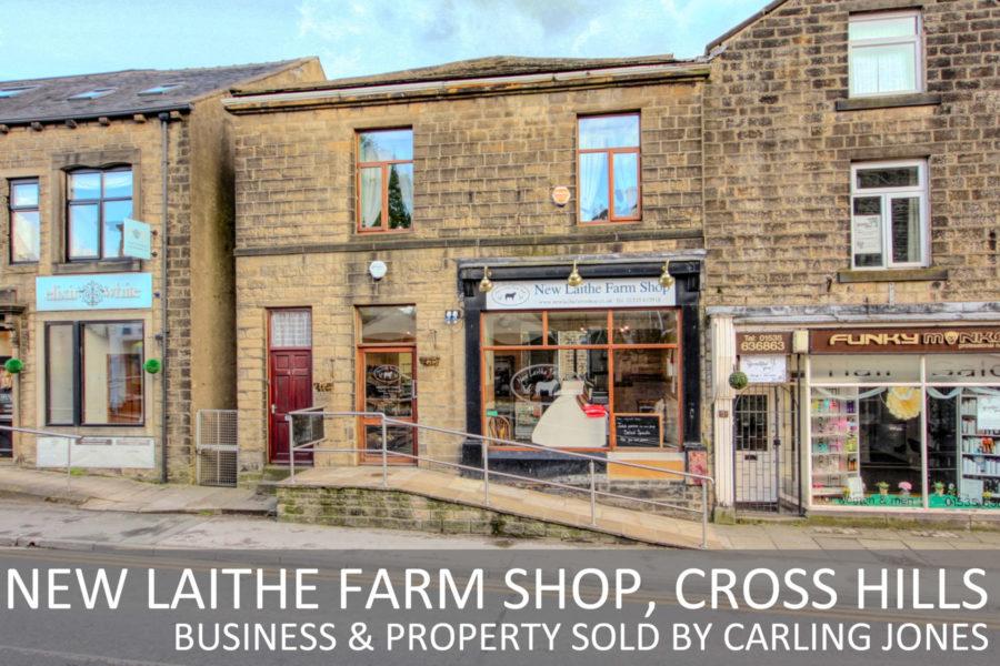 Cross Hills Business Sold