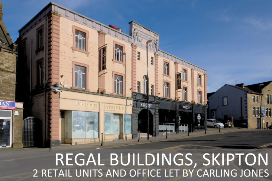 Commercial Property Let Skipton