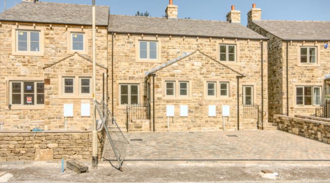 Embsay Shared Ownership House